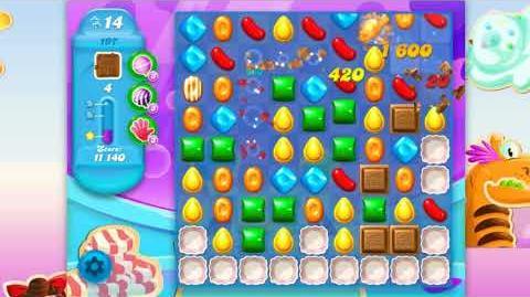Candy Crush Soda Saga - Level 197 - No boosters ☆☆☆