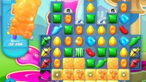 Candy Crush Soda Saga Level 1324 (nerfed, 3 Stars)