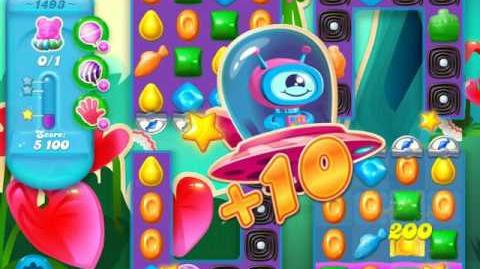 Candy Crush Soda Saga Level 1493 (3 Stars)