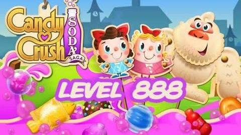 Candy Crush Soda Saga Level 888