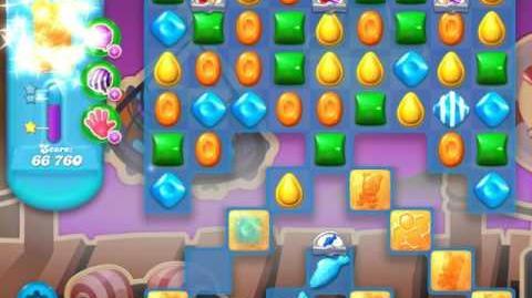 Candy Crush Soda Saga Level 1014 (2nd buffed, 3 Stars)