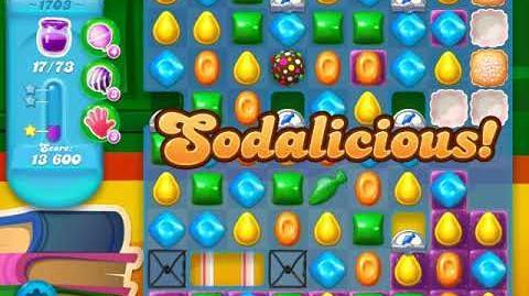 Candy Crush Soda Saga Level 1703 (3 Stars)