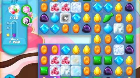Candy Crush Soda Saga Level 387 (3 Stars)