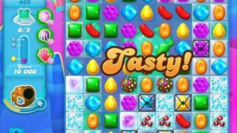 Candy Crush Soda Saga Level 465 (5th version)