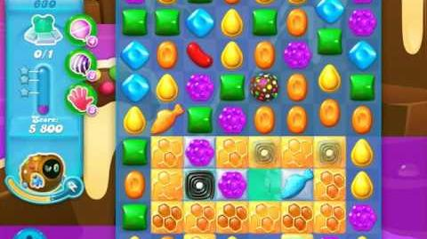 Candy Crush Soda Saga Level 630 (4th version, 3 Stars)