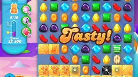 Candy Crush Soda Saga Level 705 (5th version)