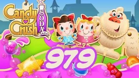 Candy Crush Soda Saga Level 979