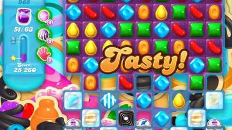 Candy Crush Soda Saga Level 965 (7th version)
