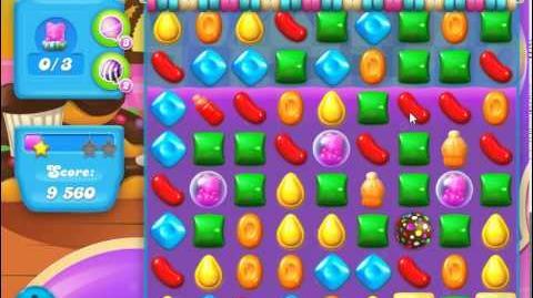 Candy Crush Soda Saga Level 107 (3 Stars)