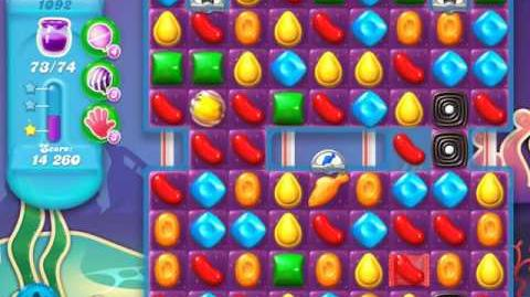 Candy Crush Soda Saga Level 1092 (buffed, 3 Stars)