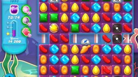 Candy Crush Soda Saga Level 1092 (buffed, 3 Stars)
