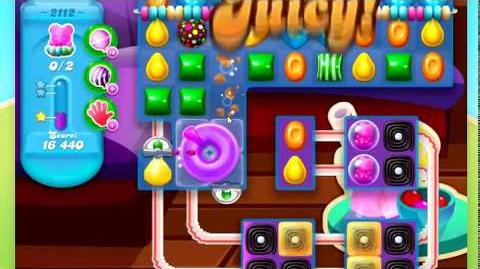Candy Crush Soda Saga Level 2112 *