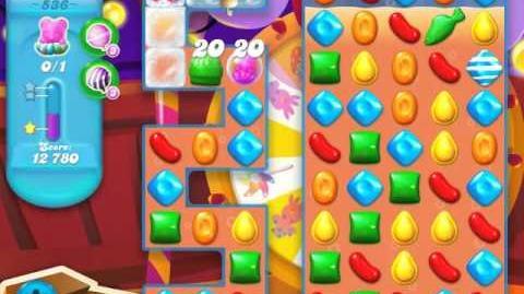 Candy Crush Soda Saga Level 536 (3 Stars)