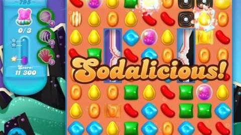 Candy Crush Soda Saga Level 795 (2nd buffed)