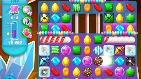 Candy Crush Soda Saga Level 1419 (3rd version, 3 Stars)