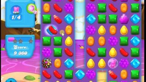 Candy Crush Soda Saga - Level 34
