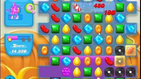 Candy Crush Soda Saga Level 165(3 Stars)
