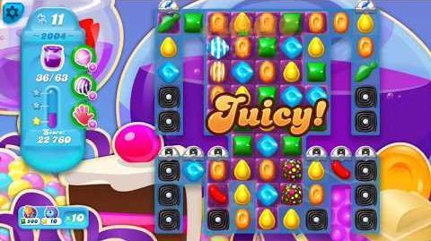 Candy Crush Soda Saga Level 2004