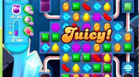 Candy Crush Soda Saga Level 2013 **