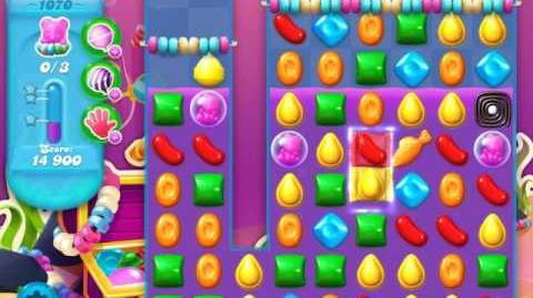 Candy Crush Soda Saga Level 1070 (buffed)