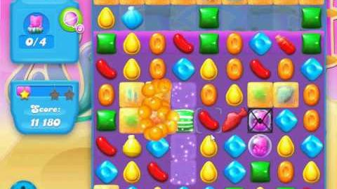 Candy Crush Soda Saga Level 168(3 Stars)