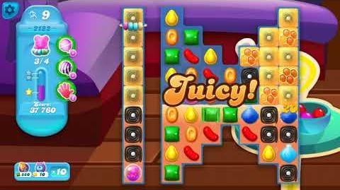 Candy Crush Soda Saga Level 2122