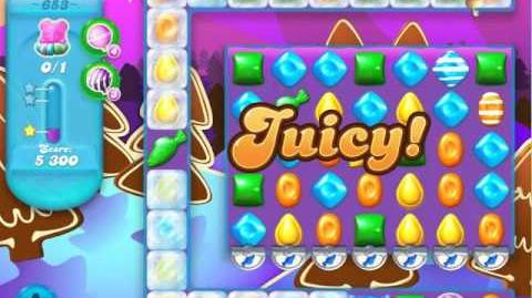 Candy Crush Soda Saga Level 653 (3 Stars)