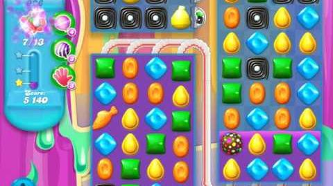 Candy Crush Soda Saga Level 926 (buffed)