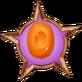 Orange Lozenge