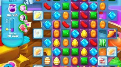 Candy Crush Soda Saga Level 1033 (5th version)