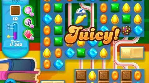 Candy Crush Soda Saga Level 1701 (3 Stars)