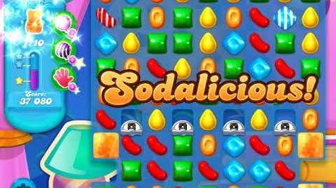 Candy Crush Soda Saga Level 1796 (3 Stars)