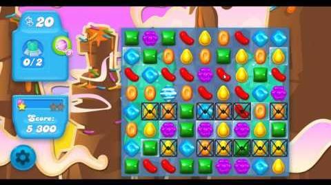 Candy Crush Soda Saga Level 63