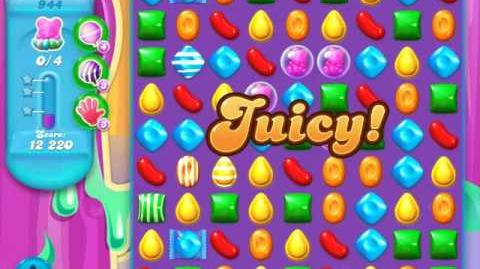 Candy Crush Soda Saga Level 944 (buffed, 3 Stars)