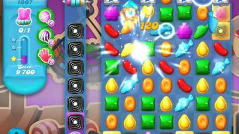 Candy Crush Soda Saga Level 1007 (buffed, 3 Stars)