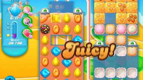 Candy Crush Soda Saga Level 1389 (4th version, 3 Stars)