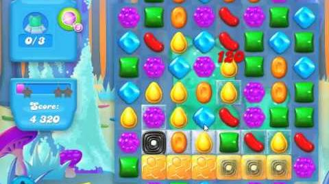 Candy Crush Soda Saga Level 142