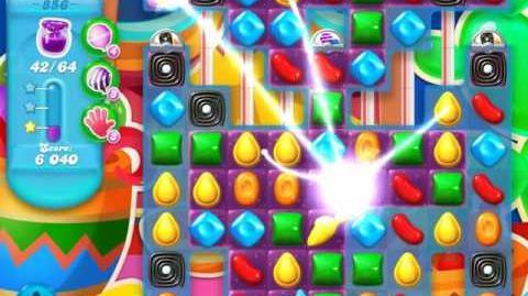 Candy Crush Soda Saga Level 856 (3 Stars)