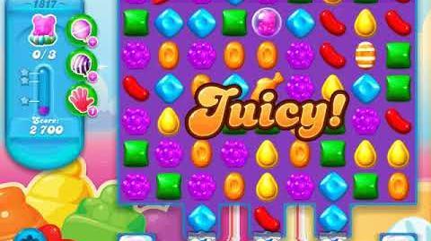 Candy Crush Soda Saga Level 1817