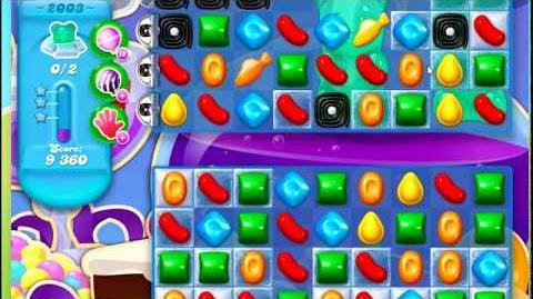 Candy Crush Soda Saga Level 2003 *
