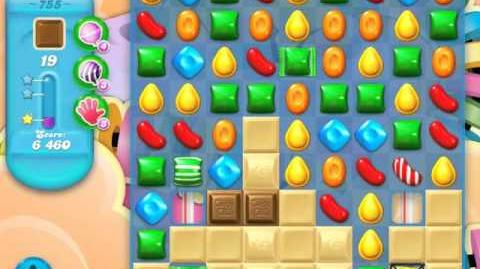 Candy Crush Soda Saga Level 755 (3 Stars)