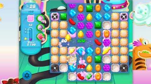 Candy Crush Soda Saga - Level 180 - No boosters ☆☆☆