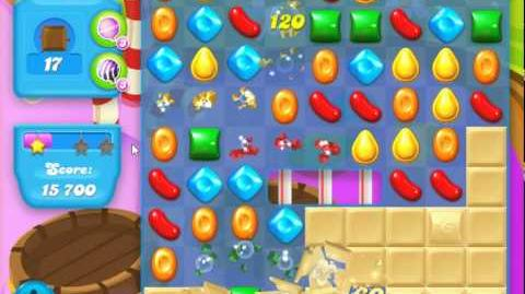 Candy Crush Soda Saga Level 135 (4th version, 3 Stars)