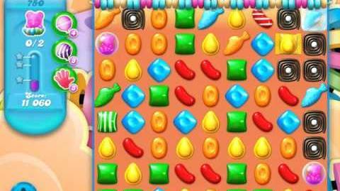 Candy Crush Soda Saga Level 750 (10th version)