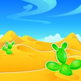 Dessert Dunes background