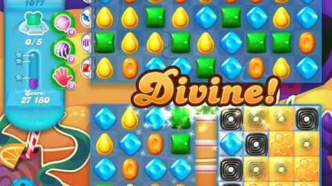 Candy Crush Soda Saga Level 1077 (3 Stars)