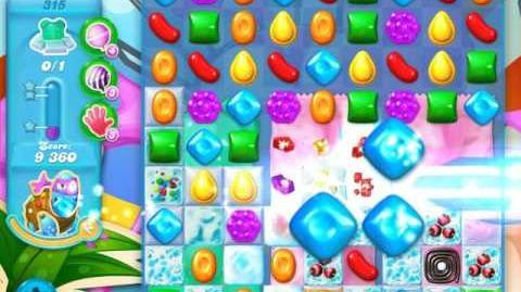 Candy Crush Soda Saga Level 315 (6th version)