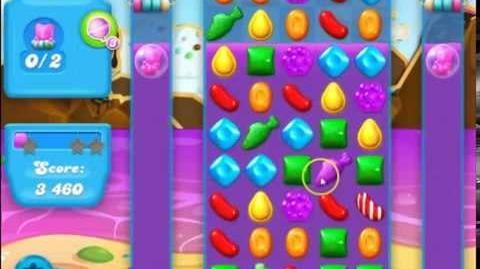 Candy Crush Soda Saga Level 22-0