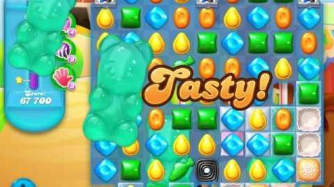 Candy Crush Soda Saga Level 1313 (3 Stars)
