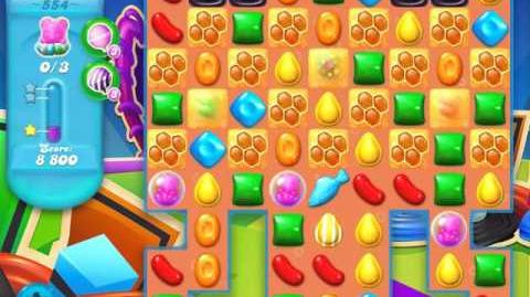 Candy Crush Soda Saga Level 554 (3 Stars)